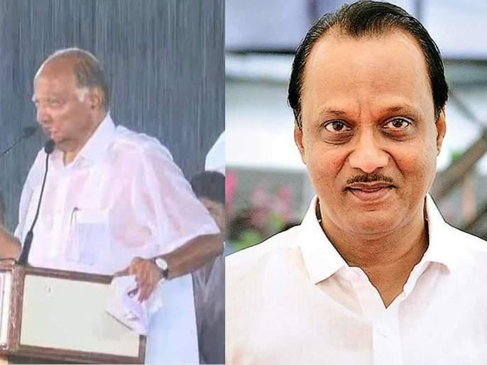 Maharashtra Election 2019 : ajit pawar comments on sharad pawar rally | Maharashtra Election 2019 : मी म्हटलं होतं, 'हवा बदलतेय'; पवारांच्या 'त्या' सभेनंतर अजितदादांचं सूचक विधान