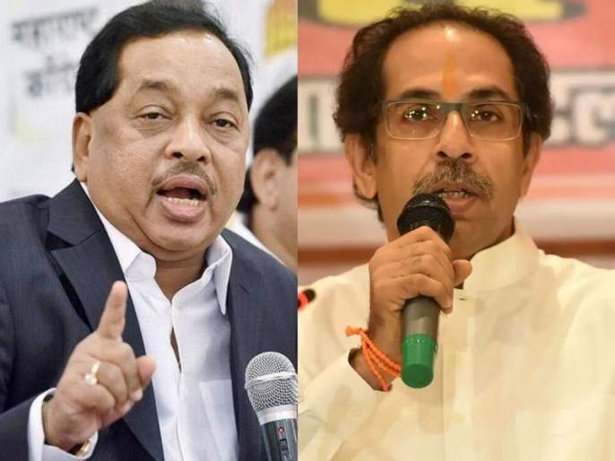 As there is a tiger, Balasaheb Thackeray gave me the post of CM, said BJP leader Narayan Rane   ...म्हणून बाळासाहेब ठाकरे यांनी मला मुख्यमंत्री पद दिलं होतं; नारायण राणेंचा शिवसेनेवर प्रहार
