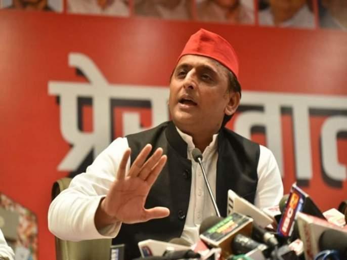 Lok Sabha Election 2019 mayawati for pm akhilesh yadav explains his stand | पंतप्रधानपदासाठी मायावतींना पाठिंबा का ? अखिलेश यादवांनी दिले 'हे' उत्तर