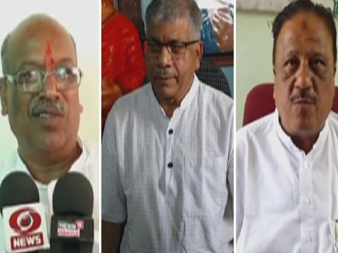 Lok Sabha Election 2019: Competition among the three candidates for the urban constituency   Lok Sabha Election 2019 : शहरी मतदारांच्या कौलासाठी तीन्ही उमेदवारांमध्ये स्पर्धा