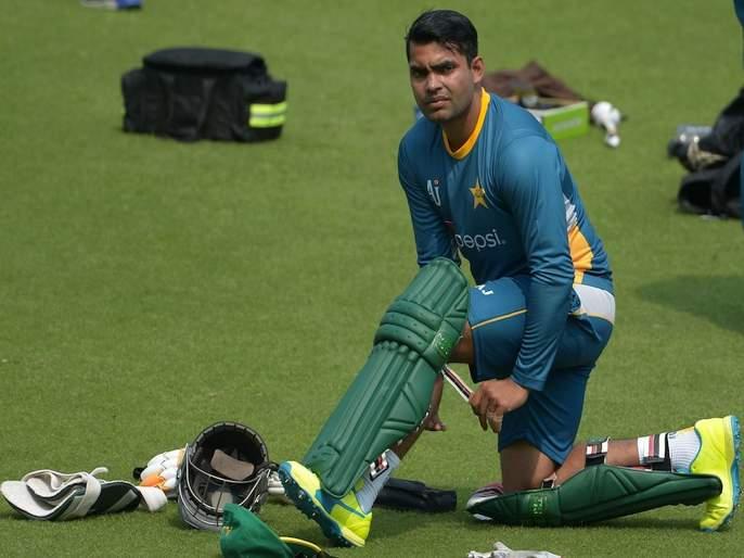 Umar Akmal equals unwanted record for most ducks in T20Is as Pakistan suffer second straight defeat | PAKvsSL : तीन वर्षानंतर पाक संघात परतला, अन् लाजीरवाणा विक्रम करून बसला