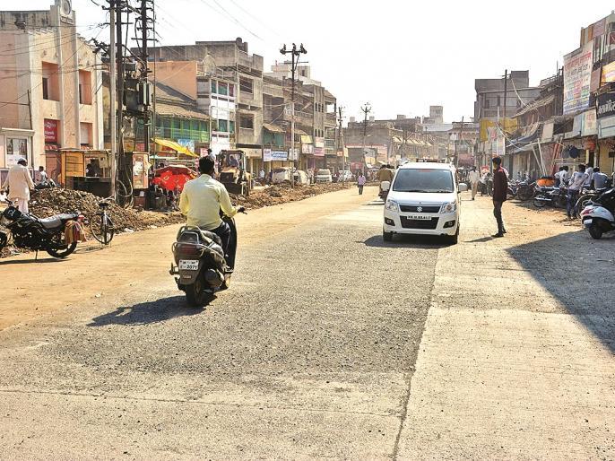 Defective cement roads; General assembly of municipal corporation will take desicion   निकृष्ट सिमेंट रस्ते; महापालिकेच्या सर्वसाधारण सभेत होणार फैसला!