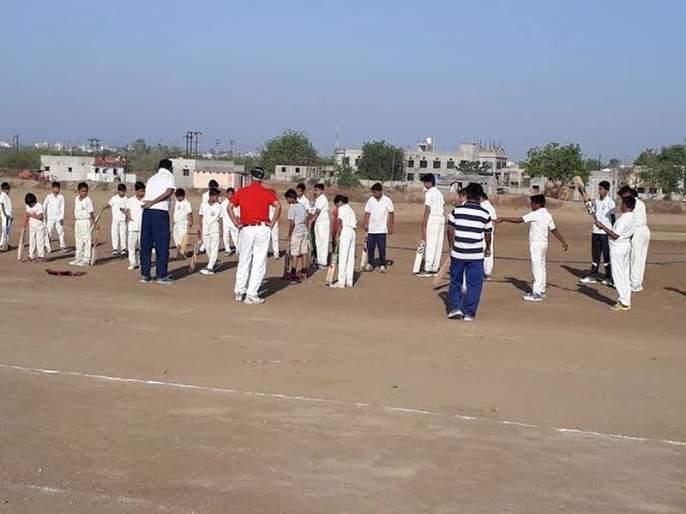 Six Akola players in the Vidarbha cricket team under 23 year | २३ वर्षांखालील विदर्भ क्रिकेट संघात अकोल्याचे सहा खेळाडू
