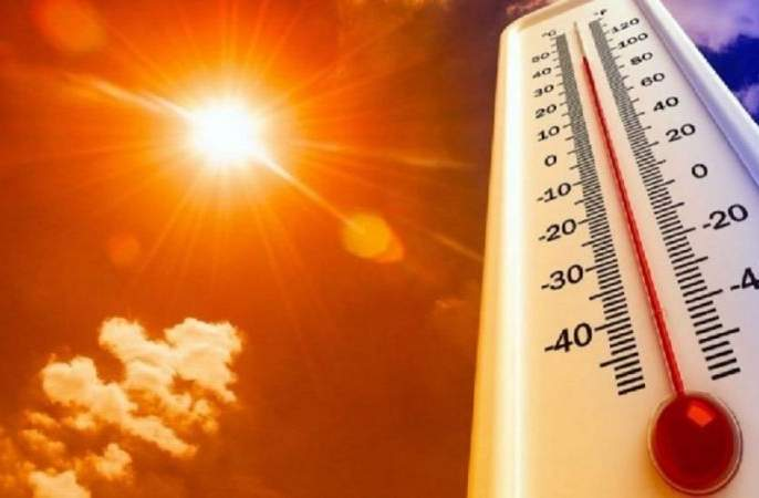Akola has the highest temperature in Vidarbha | विदर्भात अकोल्याचे तापमान पुन्हा सर्वाधिक