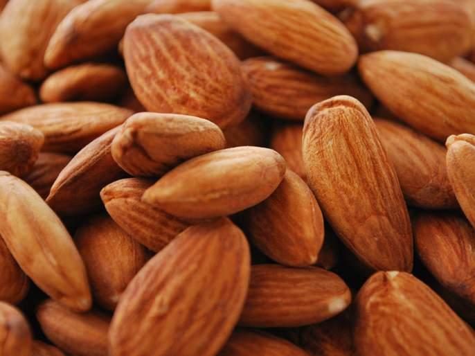 Almonds, pistachio rates increased after the festival | उत्सवाच्या पार्श्वभूमीवर बदाम, पिस्त्याचे दर वाढले