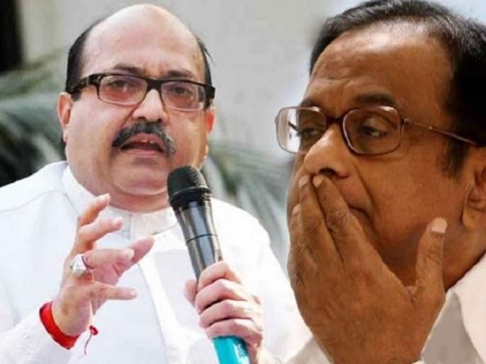 amar singh makes serious allegations against former finance minister p chidambaram over economy and npa | VIDEO: चिदंबरम यांनी बेसुमार कर्ज वाटप केल्यानंच अर्थव्यवस्था संकटात; अमर सिंह यांचा गंभीर आरोप