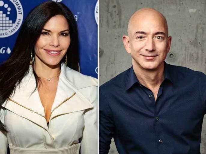 Amazon CEO's affair with friend's wife? flying in 455 crores private plane | अॅमेझॉनच्या मालकाचे मित्राच्या पत्नीशीच प्रेमसंबंध? 455 कोटींच्या खासगी विमानातून भ्रमंती