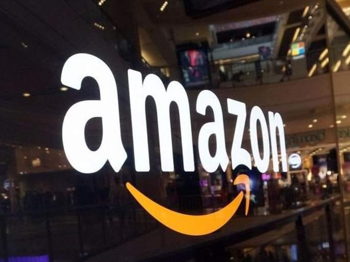 fire broke at an Amazon store; Two killed in fire at scrap godown | Amazon च्या स्टोअरला भीषण आग; स्क्रॅप गोडाऊनला लागलेल्या आगीत दोन ठार