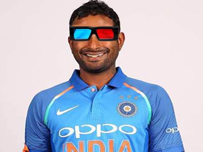 India vs Pakistan World Cup 2019 social media trolls ambati rayudu after vijay shankar takes 2 wickets | India Vs Pakistan World Cup 2019: नेटकऱ्यांनी घेतली अंबाती रायुडूची फिरकी