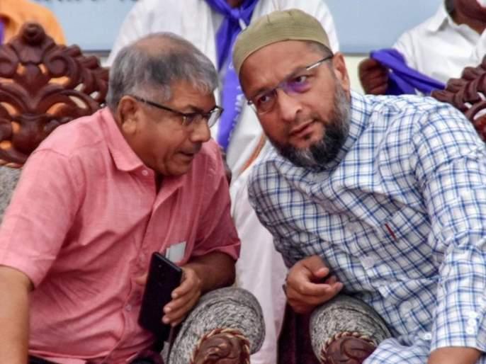 assembly election 2019 mim mp imtiyaz jaleel says alliance with vanchit bahujan aaghadi is possible | Vidhan Sabha 2019 : ...तर वंचितसोबत पुन्हा आघाडी शक्य; एमआयएमचा सूर बदलला