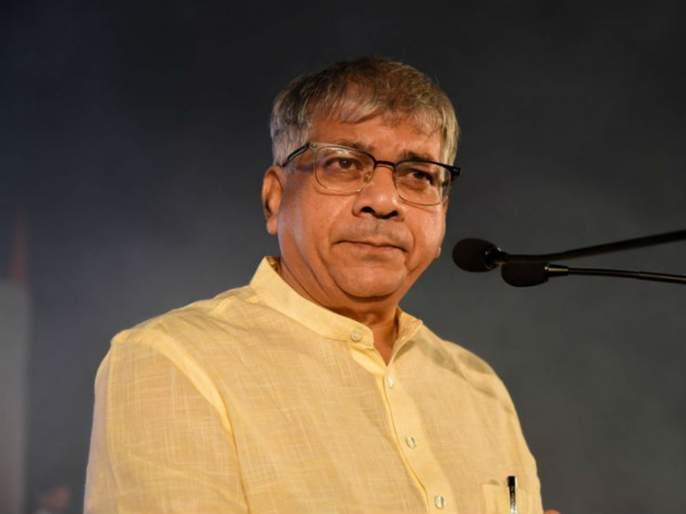 Notice to activists of Maharashtra Bandh Ambedkar | महाराष्ट्र बंदच्या पार्श्वभूमीवर आंबेडकरांच्या कार्यकर्त्यांना सूचना