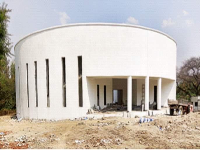 Dr. Ambedkar Research Center in Aurangabad, Contemplation of Babasaheb's Thoughts and Works   औरंगाबादेत साकारतेयडाॅ. आंबेडकर संशोधन केंद्र, बाबासाहेबांच्या विचार-कार्याचे चिंतन