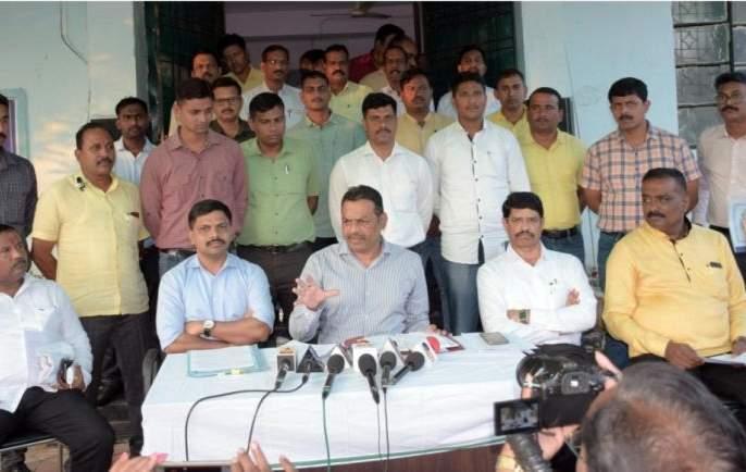 Gangster Santosh Ambkar's property seizes worth Rs 5 crores | नागपुरातील गँगस्टर संतोष आंबेकरची सव्वापाच कोटींची मालमत्ता जप्त