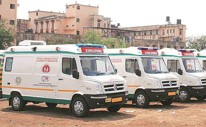 1.5 maternity hospitalizations a year; For 5 lakh patients, there are 3 newborns | वर्षभरात ४,२६३ प्रसूती रुग्णवाहिकेत;१० लाखांहून अधिक रुग्णांसाठी १०८ ठरली नवसंजीवनी