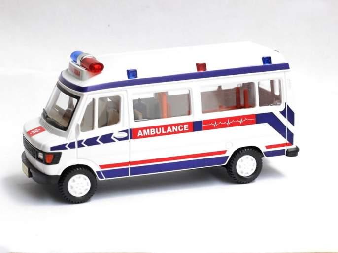 Ambulances now have 'GPS' | रुग्णवाहिकांवर आता 'जीपीएस'