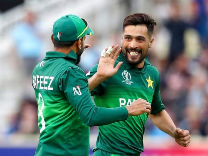 India vs Pakistan World Cup 2019: 'Play A Warning on Mohammed Aamir's Ball' | India Vs Pakistan World Cup 2019: 'मोहम्मद आमीरच्या चेंडूंवर सावध खेळा'