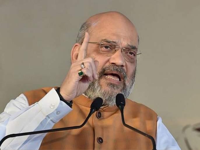 Maharashtra Election 2019: BJP Amit Shah Slams NCP Sharad Pawar In latur Rally | Maharashtra Election 2019: शरद पवारांच्या तीन पटीने देवेंद्र फडणवीस सरकारचे काम;अमित शहांचा शरद पवारांना टोला
