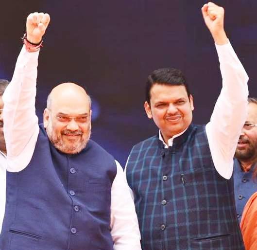 BJP's Mahajandesh Yatra will be held in Solapur tomorrow, in the presence of Amit Shah | भाजपची महाजनादेश यात्रा उद्या सोलापुरात, अमित शहांच्या उपस्थितीत होणार जाहीर सभा