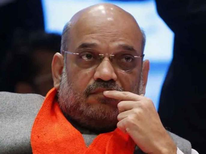 lok sabha election 2019 its with luck that I made it out says amit shah after violence took place in bjps roadshow | नशीब बलवत्तर होतं म्हणून वाचलो; अमित शहांची आपबिती