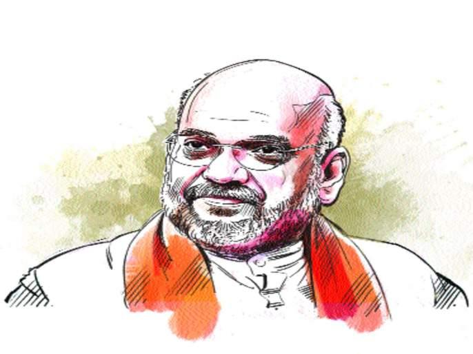 Gujarat Lok Sabha election results 2019: Amit Shah's magic goes on again in Gujarat | गुजरात लोकसभा निवडणूक निकाल २०१९ : नरेंद्र मोदी, अमित शहांची जादू पुन्हा एकदा चालली