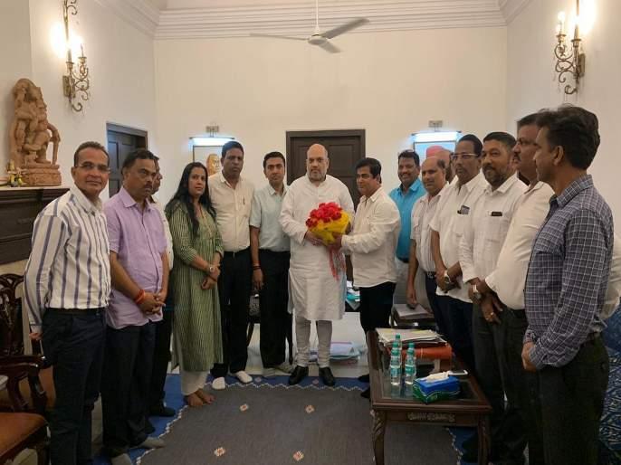 Goa MLAs to meet Amit Shah | गोव्याच्या 'त्या' दहा आमदारांना अमित शहांकडून कानमंत्र