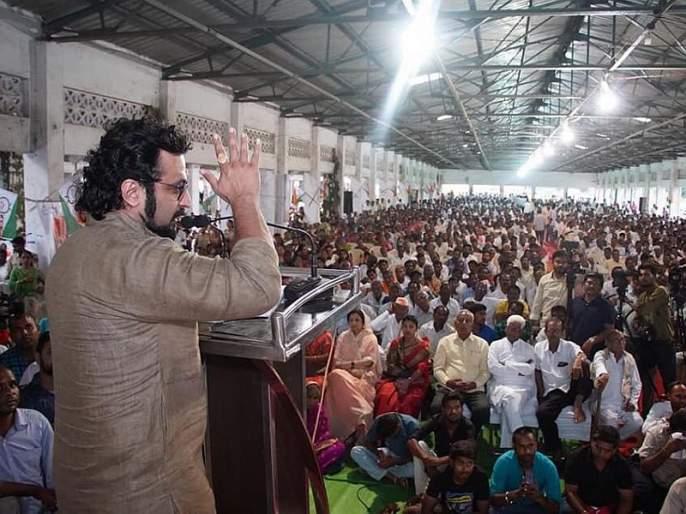 Maharashtra Vidhan Sabha Result: Where is Amol Kolhe after the victory of NCP? First reaction from on twitter   महाराष्ट्र निवडणूक निकालः राष्ट्रवादीच्या विजयानंतर अमोल कोल्हे कुठं? खासदार महोदयांची पहिली प्रतिक्रिया