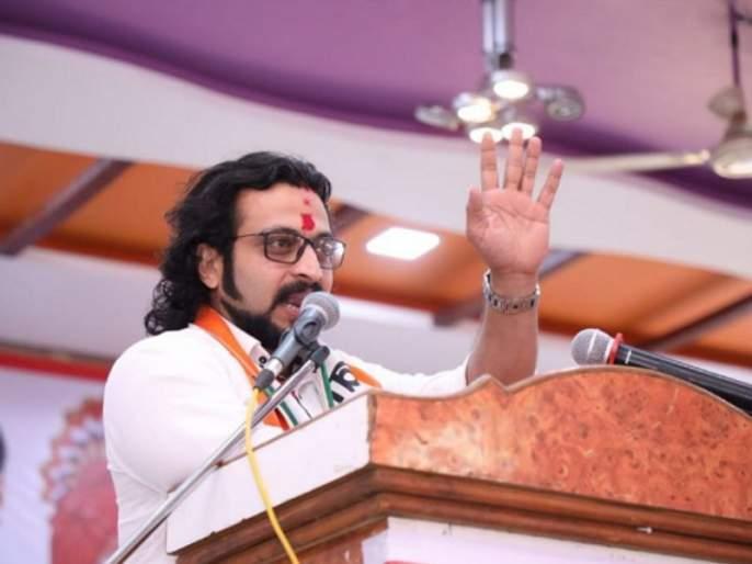 Maharashtra Election 2019 :Why Harshwardhan patil took bjp support after many years getting minister..? Amol Kolhe | Maharashtra Election 2019 : इतकी वर्षे मंत्रिपद मिळाल्यानंतरही कमळाचा आधार का घ्यावा लागतो..? अमोल कोल्हे