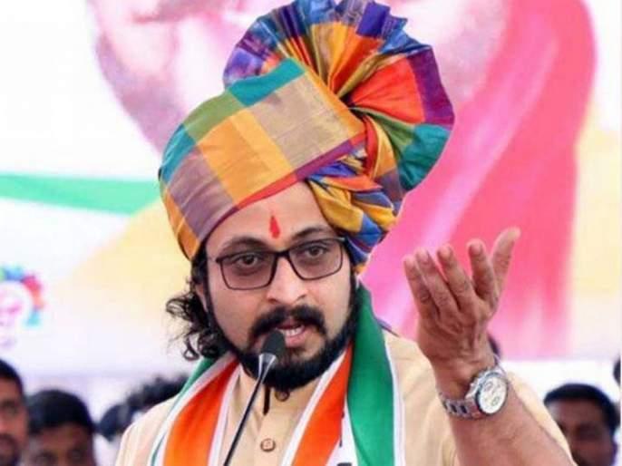 Maharashtra Election 2019 ncp mp Amol Kolhe attacks BJP | Maharashtra Election 2019: तर 'ही' अघोषित आणीबाणी; अमोल कोल्हेंनी साधला भाजपवर निशाणा