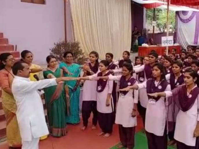 oath against love marriage three professors of college suspended in amravati SSS | प्रेमविवाह न करण्याची शपथ देणाऱ्या प्राचार्यासह तिघांचे निलंबन