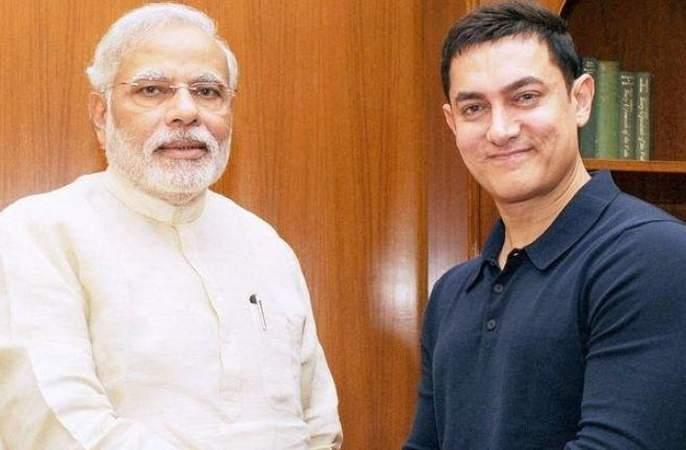 coronavirus: After Modi's speech, Aamir Khan's hollow toe, given toll free number about mental health professional by tweet | coronavirus: मोदींच्या भाषणानंतर आमीर खानचा 'खोचक' टोला, दिला टोल फ्री नंबर
