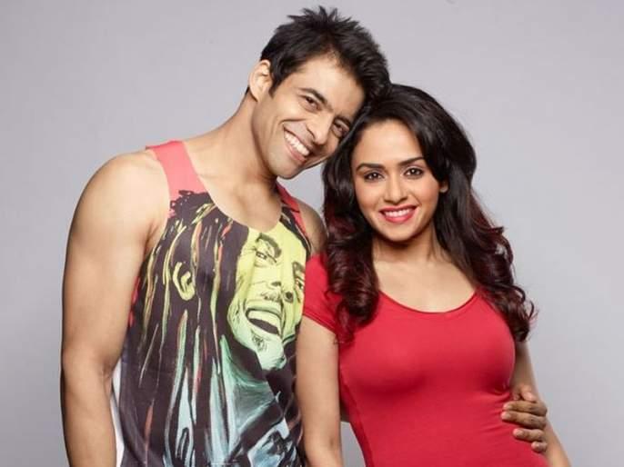 This is the Secret of Amrita Khanvilkar and Himanshu Malhotra relationship   अमृता खानविलकर आणि हिमांशु मल्होत्राच्या नात्याचे हे आहे Secret