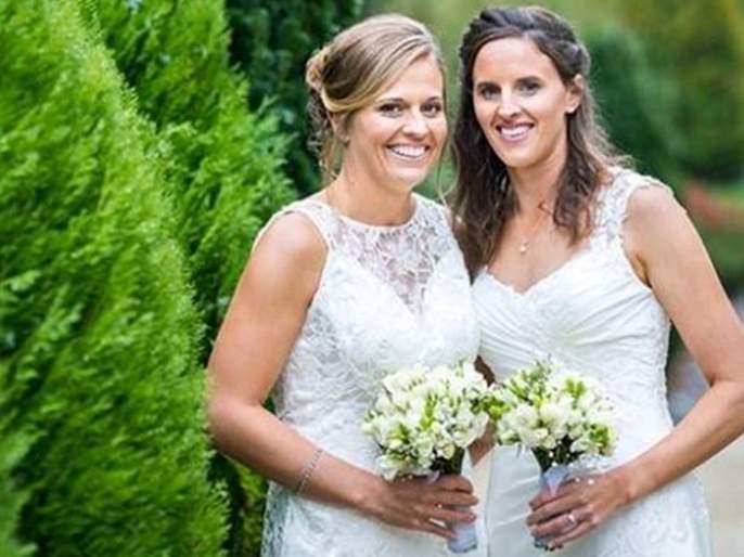New Zealand Women's captain Amy Satterthwaite announces pregnancy with wife Lea Tahuhu | कुणी येणार गं... न्यूझीलंडच्या समलैंगिक क्रिकेटपटू जोडप्याच्या घरी हलणार पाळणा!