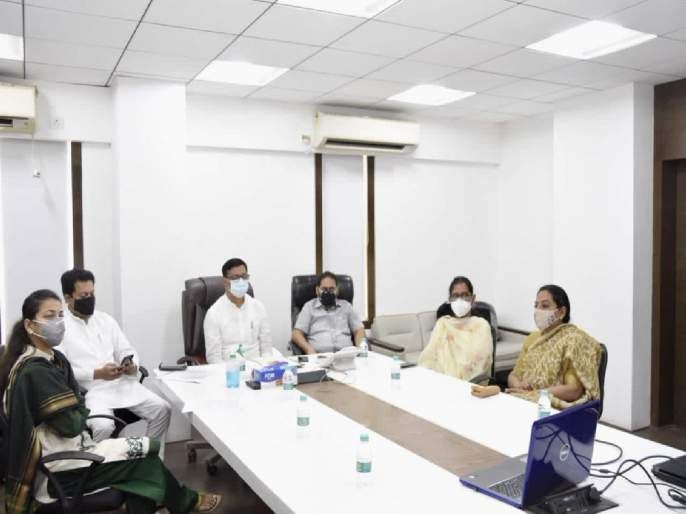 Remove officials who help BJP immediately; The tone of the meeting of Congress ministers | भाजपला मदत करणारे अधिकारी तातडीने दूर करा;काँग्रेस मंत्र्यांच्या बैठकीतील सूर