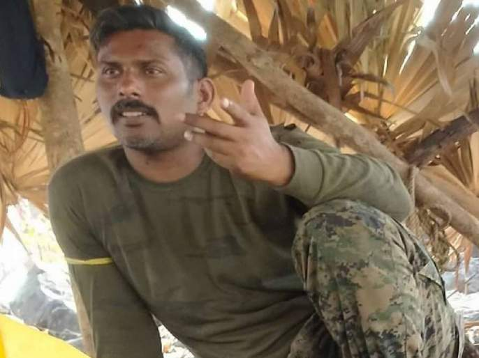 The tiger has returned ... Cobra Commando freed from the clutches of Naxals | वाघ परतला... नक्षलवाद्यांच्या तावडीतील कोब्रा कमांडोची सुटका