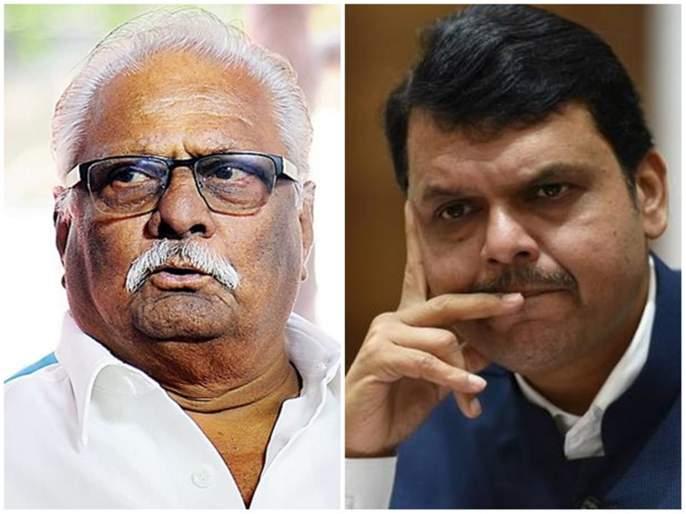 Anil Gote attacked Chief Minister Devendra Fadnavis politically | फडणवीसांच्या लबाडीच्या वागण्यामुळेच आमदारकीचा राजीनामा दिला: अनिल गोटे