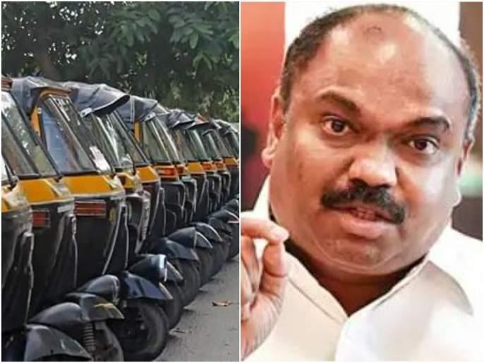 grant announced for more than 7 lakh rickshaw license holders in the maharashtra coronavirus lockdown | राज्यातील ७ लाख १५ हजार रिक्षा परवाना धारकांना सानुग्रह अनुदान जाहीर, अनिल परब यांची माहिती
