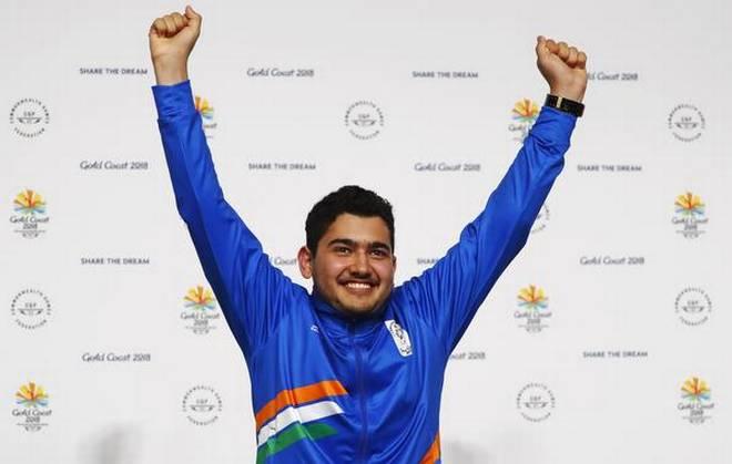 Jue World Cup shooting; Anish Bhanvala won Gold | ज्यु. विश्वकप नेमबाजी; अनिश भानवालाला सुवर्ण