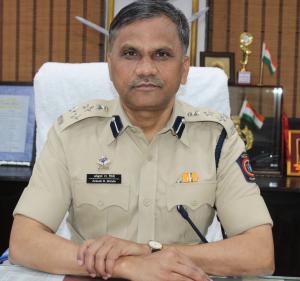 Use of modern technology for crime control: Ankush Shinde   गुन्हेगारी नियंत्रणासाठी आधुनिक तंत्रज्ञानाचा वापर : अंकुश शिंदे