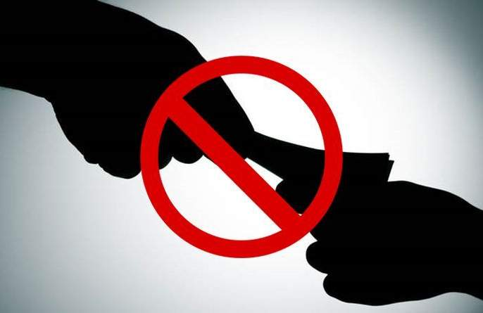 Arrested contract workers of Mahavitaran for bribing | महावितरणच्या कंत्राटी कर्मचाऱ्यांना लाच घेताना अटक
