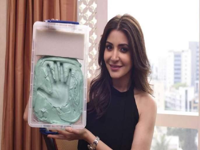 Virat's Anushka to be 'Bolki Doll'; Selfie to be accompanied by fans! | विराटची अनुष्का होणार 'बोलकी बाहुली'; चाहत्यांसोबत काढणार सेल्फी!