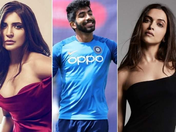 Anushka Sharma or Deepika Padukone, Who is Hot ... and Jasprit Bummer answer over question | अनुष्का की दीपिका, कोण जास्त हॉट... या प्रश्नावर जसप्रीत बुमराने दिलं 'हे' उत्तर
