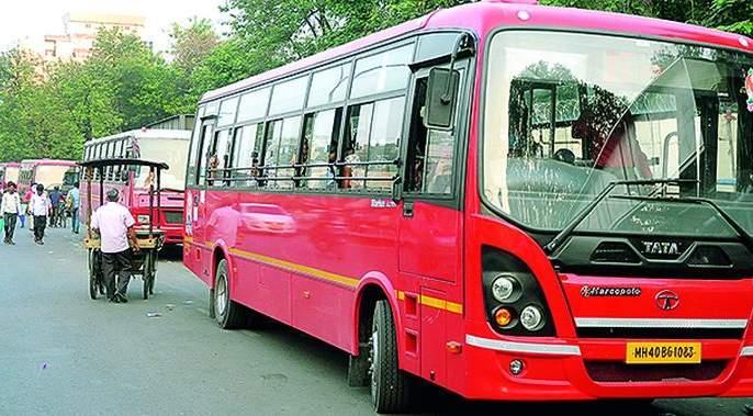 Decrease in ticket income of apli bus : increase in cost by one and a half | 'आपली' बसच्या तिकीट उत्पन्नात घट : खर्चात मात्र दिडपट वाढ