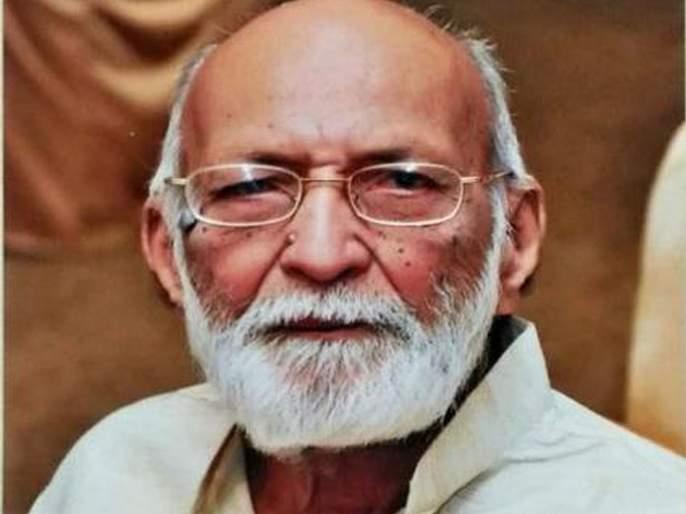 Musician Pt Appasaheb Indurkar dies   संगीतसाधक पं. अप्पासाहेब इंदूरकर यांचे निधन