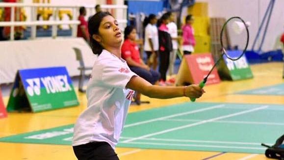 Dubai International Badminton: Tanisha wins gold medal for India | दुबई इंटरनॅशनल बॅडमिंटन : तानिशाने जिंकले भारतासाठी सुवर्णपदक