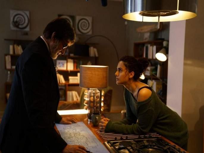 Badla Movie Review   Badla Movie Review : सस्पेन्सचा चक्रव्युह