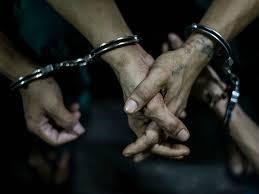 RC Gang's two-year-old girl was arrested by the sword | तलवारीने केक कापणाऱ्या आरसी गँगच्या दोघांना अटक
