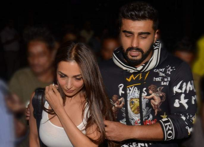 Malaika Arora has the cutest comment on Arjun Kapoor's nakli Panipat look | सो क्यूट! अर्जुन कपूरचा 'नकली' लूक पाहून मलायका अरोरा झाली क्रेजी!!