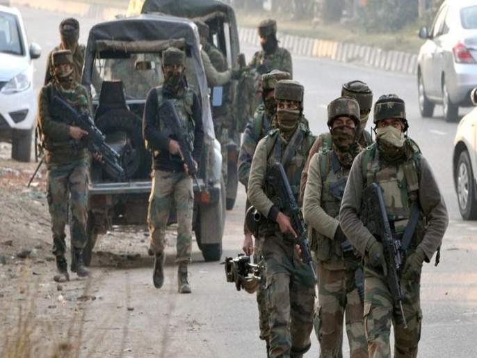 Two militants killed in encounter in Kulgam | कुलगाम येथील चकमकीत दोन दहशतवाद्यांचा खात्मा