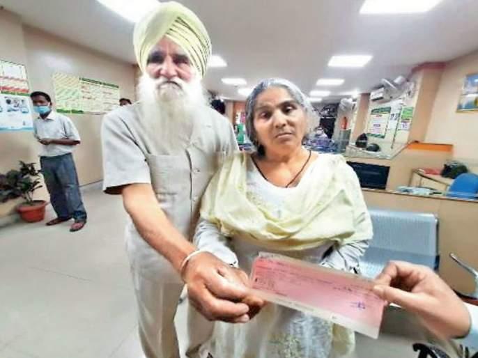 Coronavirus retired army officer donates 15 lakhs rupees of pension and gratuity to pm relief fund kkg | CoronaVirus: 'देशाचे पैसे देशालाच देतोय'; निवृत्त लष्करी अधिकाऱ्याकडून ग्रॅच्युटी, पेन्शनचे १५ लाख दान