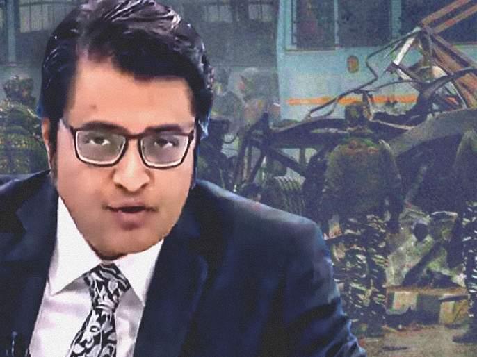Congress's will file FIR against Arnab Goswami in Every police station of mumbai | अर्णब गोस्वामींविरोधात काँग्रेसचा मोठा निर्णय; प्रत्येक पोलीस ठाण्यात देशद्रोहाचा गुन्हा नोंदवणार